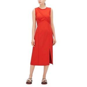 BOSS HUGO Boss Runway Edition Dyleani Red Dress 6